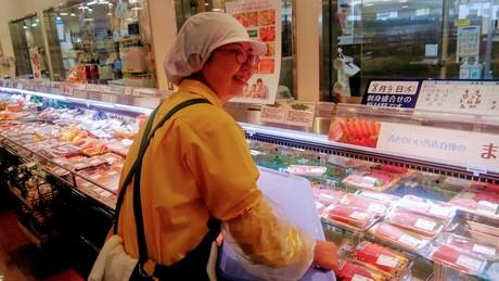 「みやぎ生協」のお店で水産、鮮魚部門スタッフとして働きませんか?未経験でもOKです